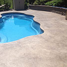 Windy Hill Concrete Pool Decks
